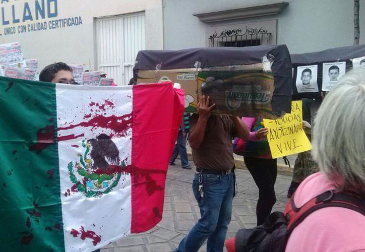 Los datos dados a conocer por el gobierno federal indican que Guerrero es la entidad con más expedientes por asesinato en 2017. (Foto: Contexto/Internet)