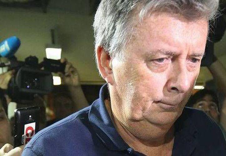 Raymond Whelan fue acusado de ser el dirigente de una red internacional de venta ilegal de entradas para los partidos de Brasil 2014. (Twitter)