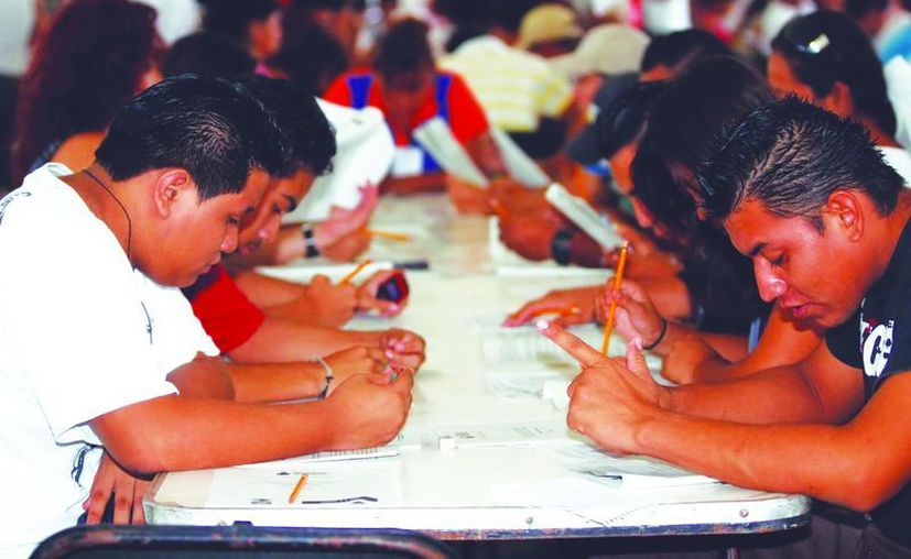 El instituto local de Educación para los Adultos operó en 2012 con un presupuesto de unos 97 mdp. (SIPSE)