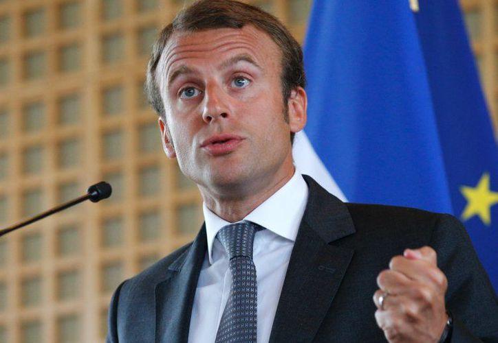 """El presidente de Francia manifestó su oposición a negociar un """"vasto acuerdo comercial"""". (Business Insider)"""