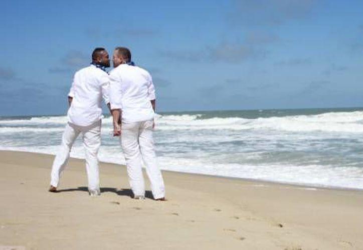 Cancún es el destino predilecto para casarse para los estadounidenses fuera de su país. (Contexto/Internet)