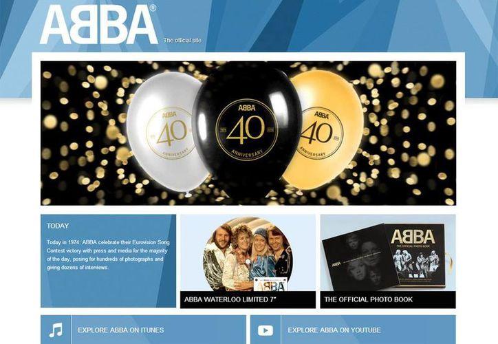 A cuatro décadas de distancia de su éxito internacional, los integrantes de ABBA se sienten orgullosos de todo lo que hicieron. (abbasite.com)
