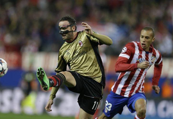 La eliminación del Milan a manos del Atlético de Madrid significa que los cuartos de final de la Champions no tendrán equipos italianos. (Agencias)