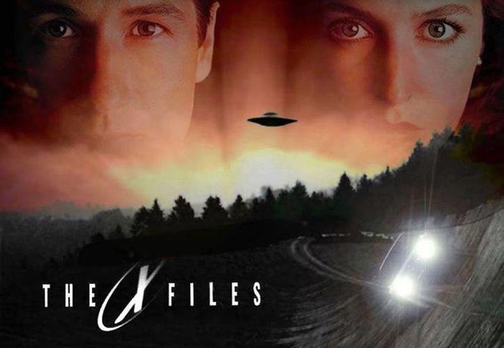La serie Los expedientes secretos X se convirtió en un clásico de la televisión estadounidense. (Internet)