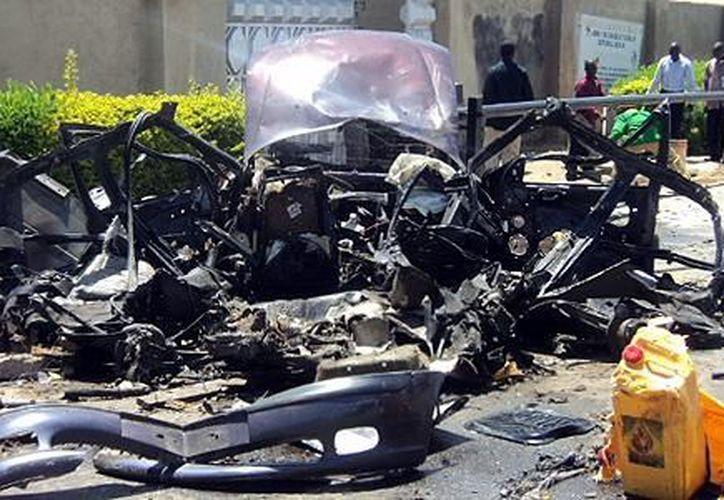 Hace un mes, a 40 kms de Jaji, se registró un atentado con coche bomba en el que murieron siete personas. (Foto de contexto)