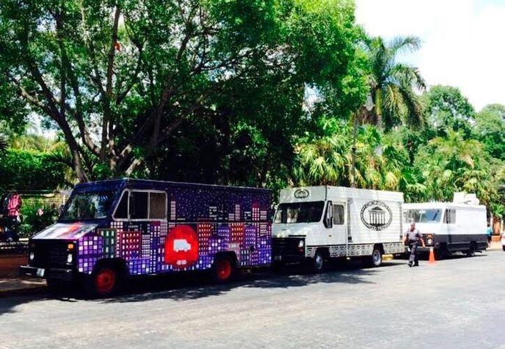 Los dueños de food trucks en Yucatán formaron una asociación con miras a aumentar la calidad de sus productos. La imagen es de contexto. (Milenio Novedades)