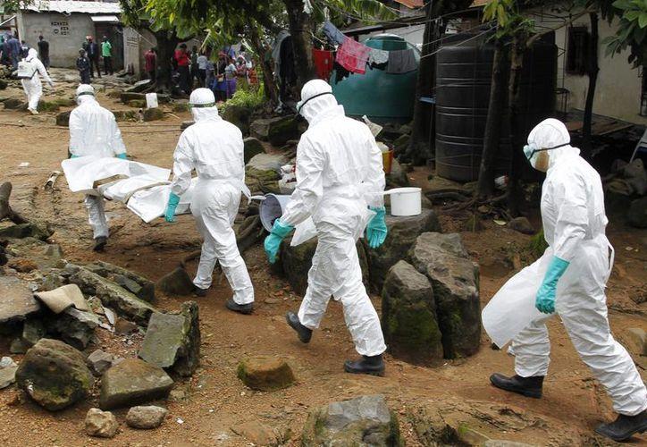 La emergencia sanitaria en Sierra Leona, Libera y Guinea se ha estabilizado, pero la enfermedad podría surgir de nuevo en cualquier momento. (EFE/Archivo)