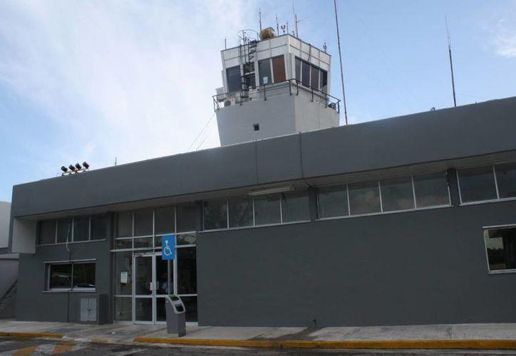 La comandancia de Aeronáutica Civil confirmó la conclusión de los trabajos de mantenimiento. (Archivo/SIPSE)