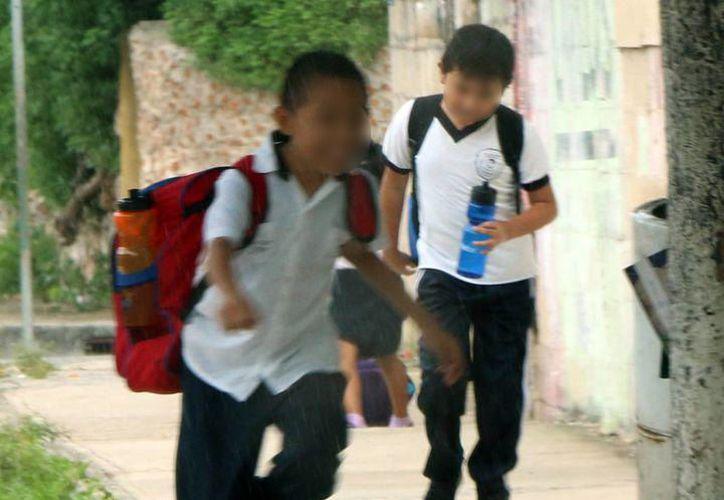 Estatura baja en niños tiene solución si se detecta a tiempo, dice experto. (Foto: Archivo/SIPSE)