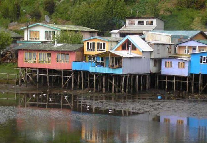 Las casas elevadas son comunes en otras partes del mundo, como en Asia. (Agencias)