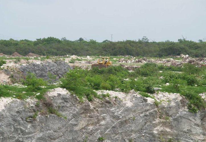 Finalizarán los trabajos de terracería que se retrasaron por lluvias. (Archivo/SIPSE)
