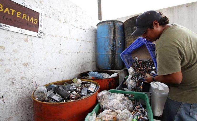 La CAMAR reciben llanta, colchones, chatarra mixta, PET, cartón, papel y botellas de vidrio. (Foto: Contexto)