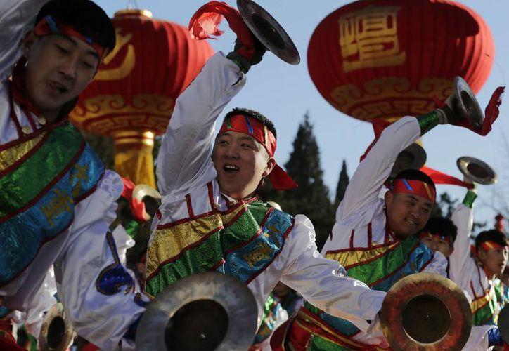 El Año Nuevo chino también se celebra en países como Corea del Sur, Vietnam, Malasia e Indonesia. (AP)