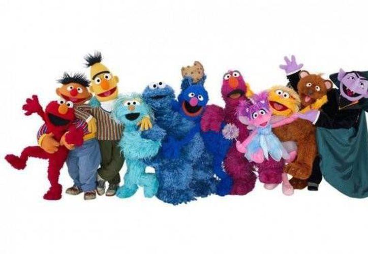 Millones de niños han crecido con los personajes de Plaza Sésamo. (Tomada de facebook.com/SesameWorkshop)