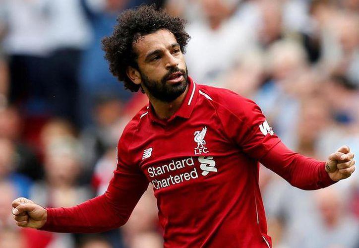 El jugador egipcio, Mohamed Salah fue multado por la policia de Merseyside con mil 100 euros. (Foto: thenational.ae)
