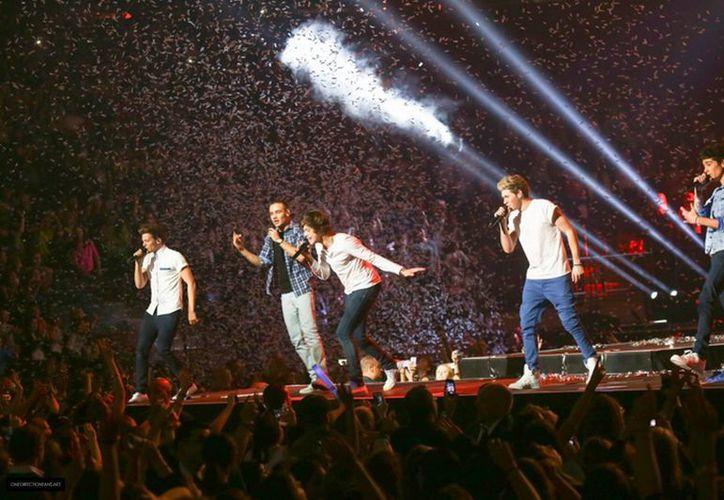 One Direction es el artista que más ganancias obtiene por concepto de giras, según la publicación Pollstar. (myipopdotnet.files)