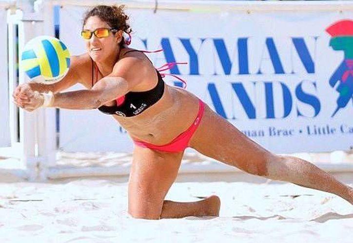 La atleta mexicana ha sido inhabilitada para participar en cualquier competencia.(Foto tomada de Conade.gob.mx)