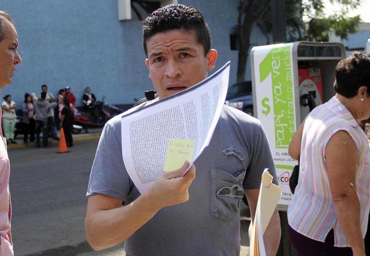 """El también boxeador, Ulises """"Archie"""" Solís (foto) es quien ha denunciado a Saúl Álvarez. (Archivo/Notimex)"""