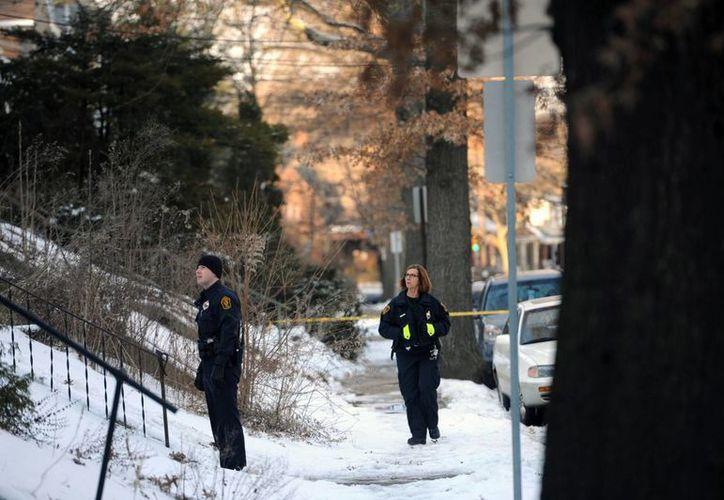 La Policía de Pittsburgh dijo desconocer el motivo del homicidio de las hermanas Wolfe, y que no se encontraron señales de que alguien entrara por la fuerza a la vivienda. (Agencias)