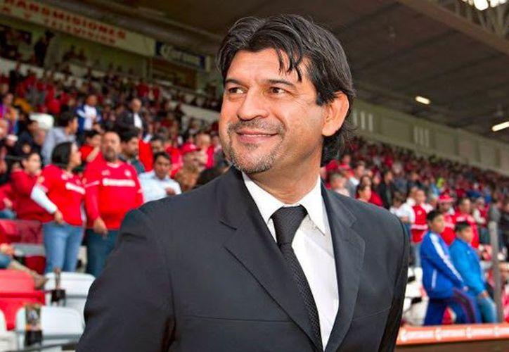 En el Apertura 2013, Cardozo asumió en la dirección técnica del Toluca, el club de sus amores.