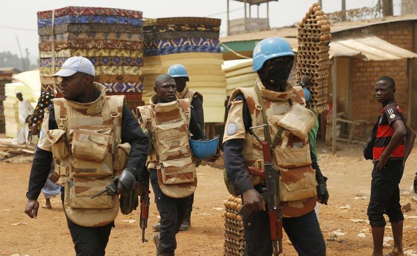 Naciones Unidas confirmó otras cuatro denuncias de abuso y explotación de sus efectivos en la República Centroafricana. (AP)