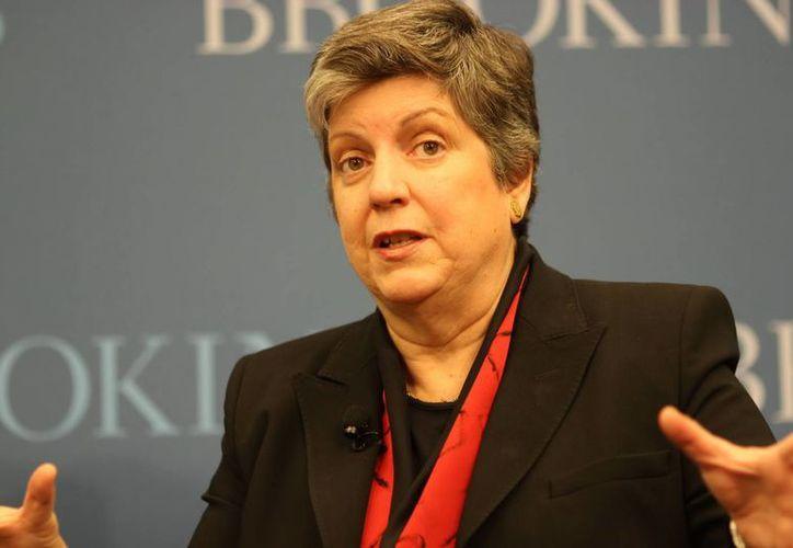 Napolitano ha trabajo por más de cuatro años con el presidente Barack Obama. (EFE)