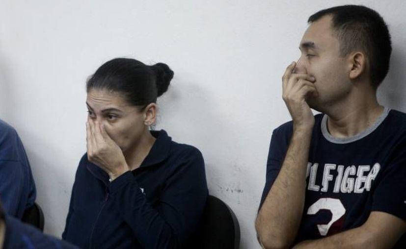 El grupo de narcos es encabezado por Raquel Alatorre Correa (i). (EFE/Archivo)