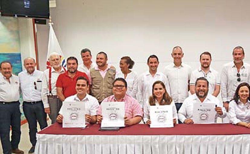 Mara Lezama detalló que el programa constará de tres segmentos con audiencias públicas; trámites y servicios; y brigadas de servicios, una vez cada dos semanas. (Redacción/SIPSE)