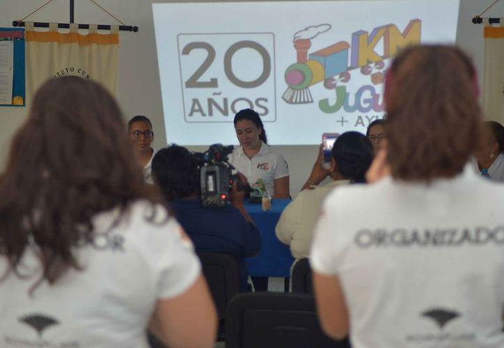 El programa es impulsado por alumnos del Instituto Cumbres Cozumel. (Gustavo Villegas/SIPSE)