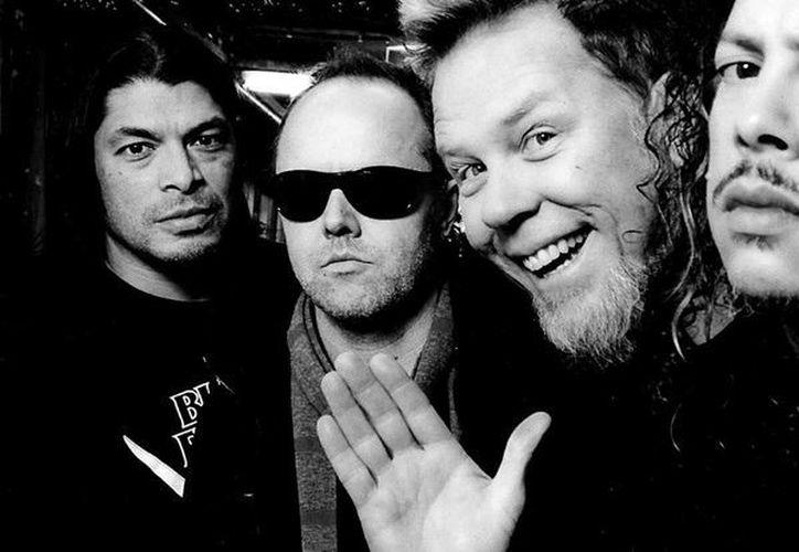 Metallica dio a conocer en Twitter un avance del nuevo sencillo Hardwired. (masrockradio.com)