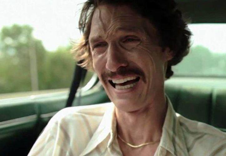 El actor Matthew McConaughey impartirá un curso de cine en la Universidad de  Texas, campus Austin. En la foto, en una escena de Dallas Buyers Club, que le valió su primer Oscar. (screenrant.com)