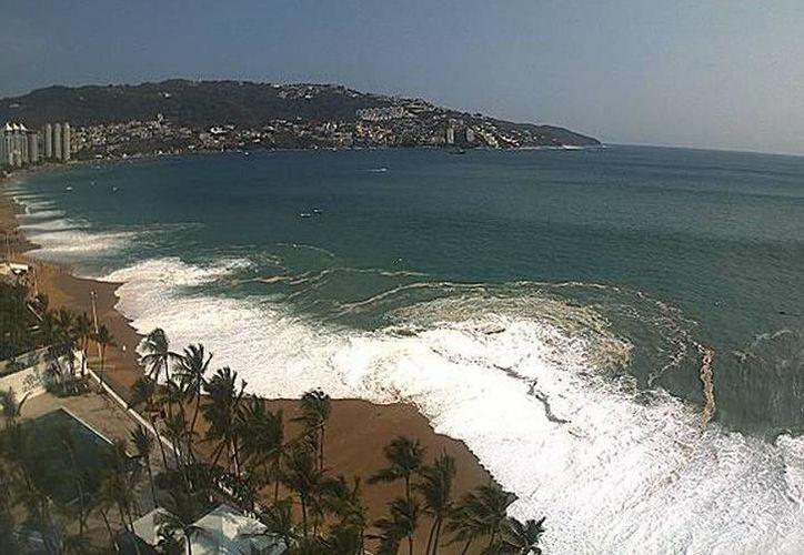En 2015, las fuerzas armadas activaron el Plan DN-III por la retirada del mar en Acapulco. (Contexto/SIPSE)