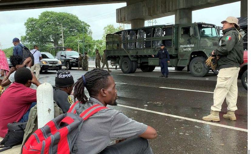 Está previsto que oficialmente la Guardia Nacional empiece a operar el 30 de junio,(Foto: Reforma)
