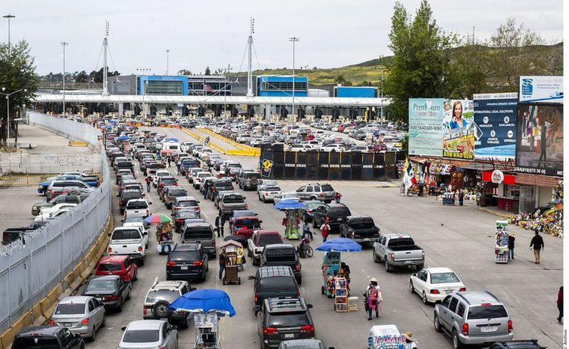 El Gobierno de México busca que las restricciones para viajes no esenciales en frontera con EU se extiendan hasta agosto. (Agencia Reforma)