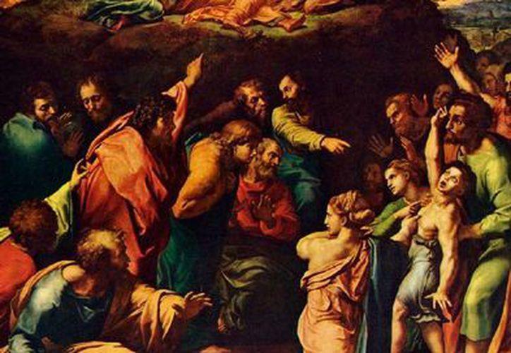 'Hoy nuestro Señor Jesucristo ha subido al cielo, suba también con el nuestro corazón. Bajó del cielo por su misericordia, pero ya no subió Él solo', dice San Agustín. (mossenjoan.com)