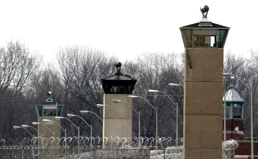 La prisión federal de Terre Haute, Indiana. (AP Foto/Michael Conroy, File)