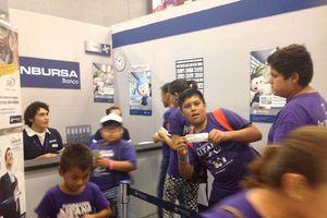 KidZania llegó a Cancún para divertir a cientos de niños