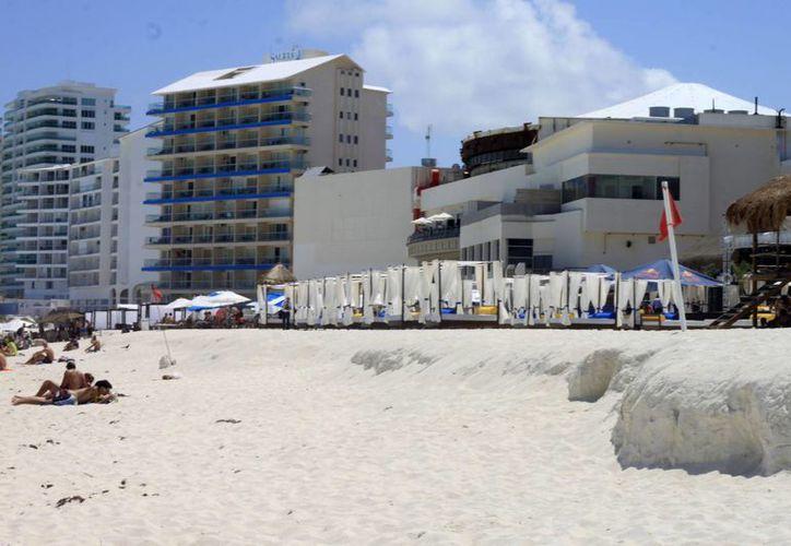 Los 'warnings' generan grandes problemas económicos para los turisteros del estado. (Archivo/SIPSE)