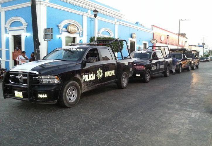 El sujeto fue detenido por agentes en Progreso. (Imagen ilustrativa/SIPSE)