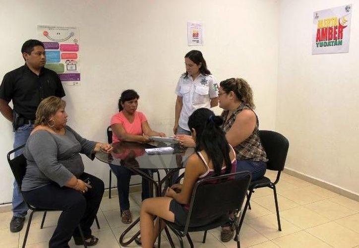 Una menor reportada como desaparecida en Kanasín, fue hallada con otra persona en la colonia Lázaro Cárdenas. (Foto cortesía del Gobierno de Yucatán)