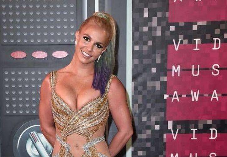 La última vez que Britney Spears  estuvo en los VMA fue en 2007, es decir, regresa a los premios después de nueve años. (Archivo AP)