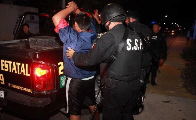 Policías de 3 subsecretarías tomarán el curso sobre derechos humanos de migrantes. (Archivo/SIPSE)