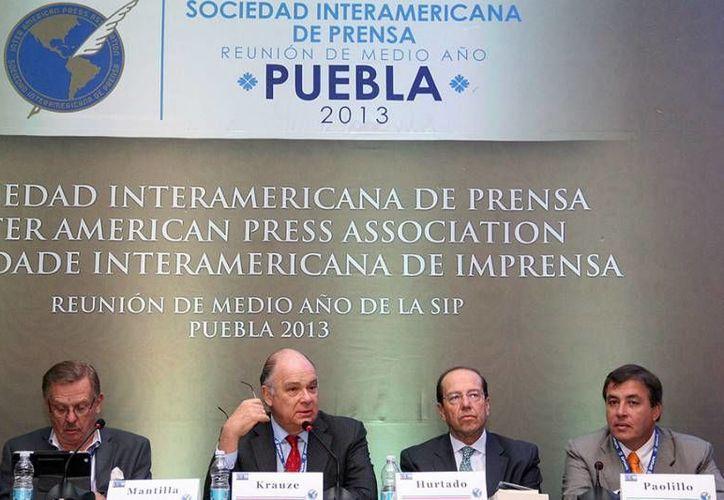 Reprueban el uso electoral de los medios de comunicación. (puebla.sip-asambleas.org)