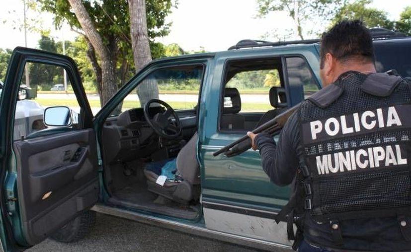 La propuesta que la Conago ha presentado ante el Senado buscan  que las policías únicas estatales serían las encargadas de la persecución de delitos e investigación, como un solo cuerpo y una sola estrategia para mayor combate al crimen organizado. (Imagen de contexto/ SIPSE)