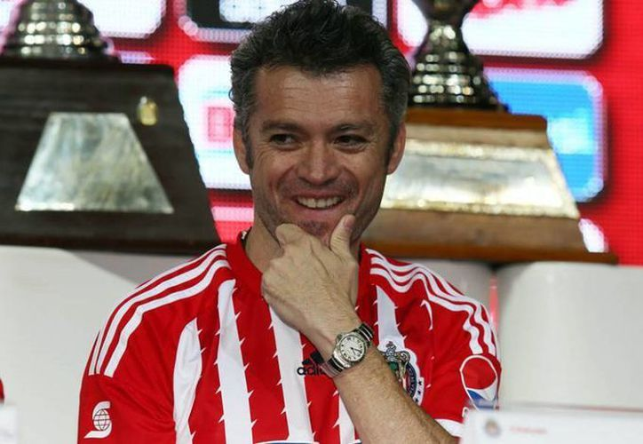 José Luis Higuera se mostró contento porque los suscriptores para Chivas TV cada vez son más. (futbolsapiens.com)