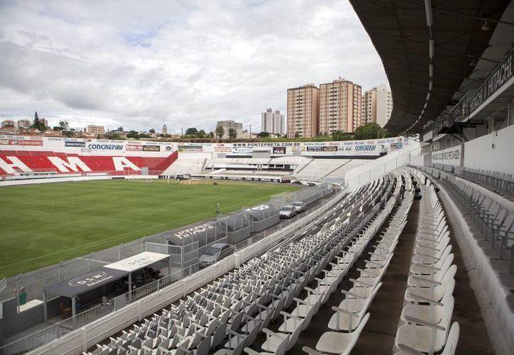 El estadio Moisés Lucarelli será el centro de prácticas de la selección lusa. (Foto: EFE)