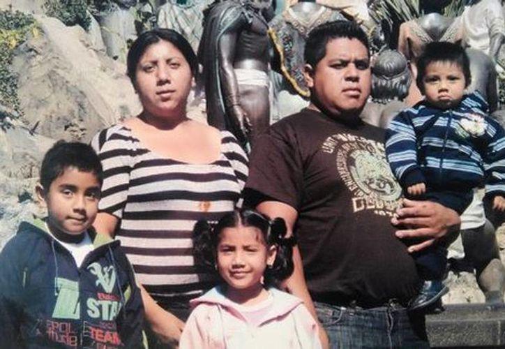 La familia de Texcoco desaparecida, al parecer, sufrieron un accidente automovilístico en Miahuatlán, Oaxaca. (Milenio)