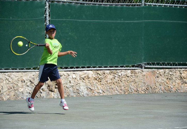 Los mejores exponentes se alistan para el Master 500 de tenis que organiza la asociación estatal. (Redacción)