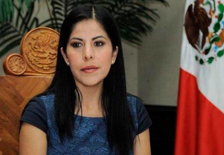 Leticia Salazar, alcaldesa de Matamoros, dijo que la ciudad vive una 'situación compleja'. (tmpnoticias.com)