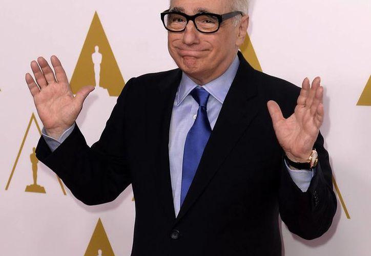Scorsese (en la foto) podría ponerse detrás de las cámaras para la serie sobre Hernán Cortés, mientras que Benicio del Toro sopesa asumir el papel protagonista. (EFE)